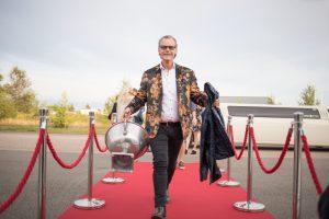Invigningsfesten på 3-C 2017-09-02