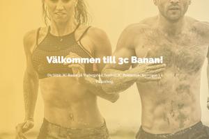 3C Banans hemsida klar